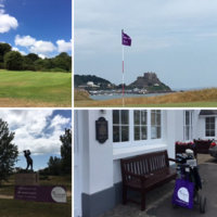 Competitive, friendly golf in the 2019 Alex Picot Trust Ladies AMAM